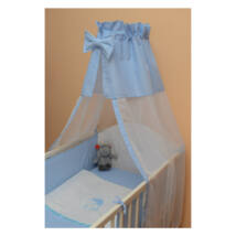 Pihetex Gyermek ágynemű szett Hímzett, vegyes minta, fiús 90 * 140 cm (4 db/sz)
