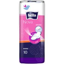 Bella Egészségügyi betét Nova vastag szárnyas (méret: normál) (10 db/cs)