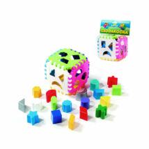 D-Toys Tanuló játék Formaválogatós csodakocka
