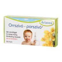 Arianna Orrszívó Orrszívó-porszívó