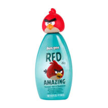Angry Birds Gyereksampon és tusfürdő, Red (300 ml/db)