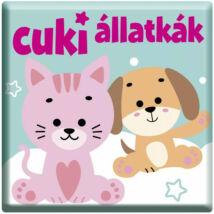 Szalay könyvek Fürdőskönyv Cuki állatkák