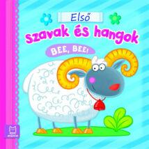 Szalay könyvek Kartonkönyv Első: Bee, bee! - Szavak és hangok
