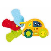 Baby Mix Tanuló játék Zenélő autó