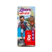 Libero UP&GO bugyipelenka 19 - 30 kg (28 db/cs)