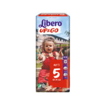 Libero UP&GO bugyipelenka (5-ös) 10 - 14 kg (40 db/cs)