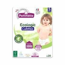Pommette bugyipelenka Ecologic (5-ös) 12 - 18 kg (20 db/cs)