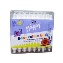 Bella Happy Fültisztító Biztonsági, papírszárral (64 db/cs)