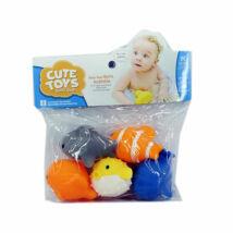 MK Toys Fürdőjáték Tengeri halacskák szett (5 db/cs)