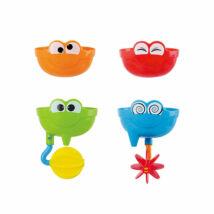 Playgo Fürdőjáték Mókás arcok