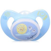 BabyBruin Játszócumi Csiga szilikon fogszabályzós (méret: 0) 0 - 2 hó