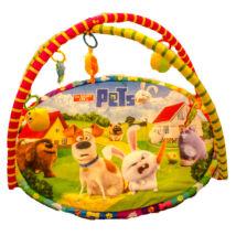 BabyBruin Játszószőnyeg The Secret life of Pets