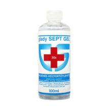 Glady SEPT Kézfertőtlenítő gél Antibakteriális, viruicid (100 ml/db)