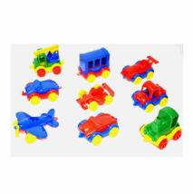 Wader Tanuló játék vegyes járművek