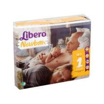 Libero Comfort pelenka Jumbo (1-es) 2 - 5 Kg (78 db/cs)