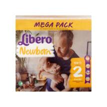 Libero Comfort pelenka MegaPack, Csomagolás sérült! (2-es) 3 - 6 kg (108 db/cs)