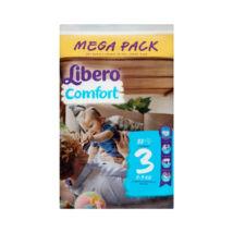 Libero Comfort pelenka MegaPack (3-as) 5 - 9 kg (88 db/cs)