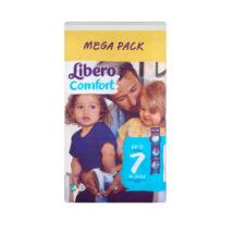 Libero Comfort pelenka MegaPack (7-es) 16 - 26 kg (64 db/cs)