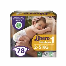 Libero Comfort pelenka Jumbo (1-es) 2 - 5 Kg