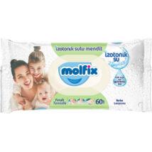 Molfix Popsitörlő Izotóniás kupakos
