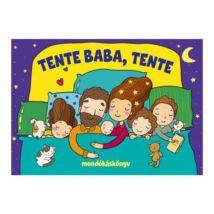 Szalay könyvek Kartonkönyv Mondókáskönyv - Tente baba tente