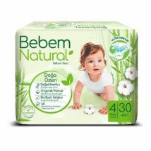 Bebem Natural pelenka (4-es) 7 - 14 kg