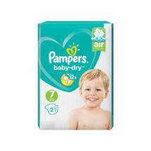 Pampers Baby-Dry pelenka (7-es) 15+ kg (21 db/cs)