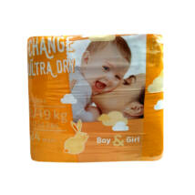 Change pelenka Ultra dry (4-es) 7 - 18 kg (24 db/cs)