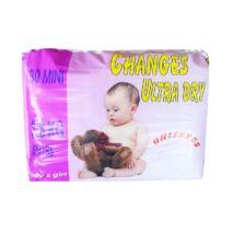 Change pelenka Ultra dry (2-es) 3 - 6 kg (30 db/cs)