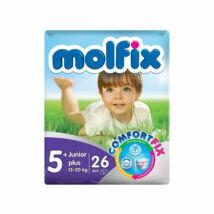 Molfix pelenka (5+-os) 13 - 20 kg (26 db/cs)