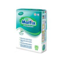 Molfix pelenka Premature (0-ás) 0 - 3 kg (50 db/cs)