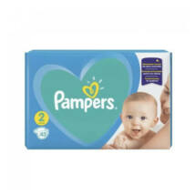 Pampers pelenka (2-es) 4 - 8 kg (43 db/cs)