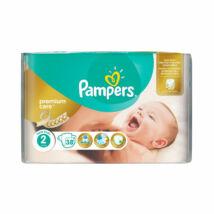 Pampers Premium Care pelenka New Baby (2-es) 3 - 6 kg (38 db/cs)