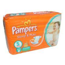 Pampers Sleep&Play pelenka (5-ös) 11 - 18 kg (42 db/cs)