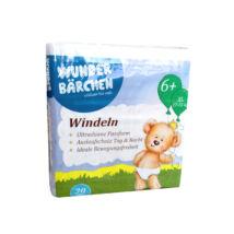 Wunder Baerchen pelenka (6+-os) 17 - 32 kg (30 db/cs)