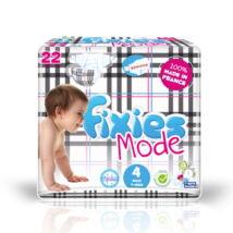 Fixies pelenka Mode (4-es) 7 - 18 kg (22 db/cs)