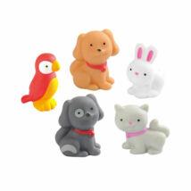Playgo Tanuló játék Kis kedvencek állatfigura készlet