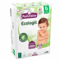 Pommette ökopelenka Ecologic, Csomagolás sérült! (6-os) 15 - 30 kg (24 db/cs)