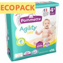 Pommette pelenka Eco pack (4+-os) 9 - 20 kg (96 db/cs)