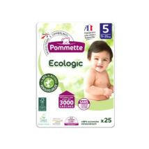 Pommette ökopelenka Ecologic (5-ös) 11 - 25 kg (25 db/cs)