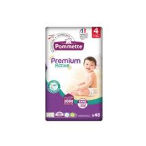 Pommette Premium Active pelenka (4-es) 7 - 18 kg (48 db/cs)