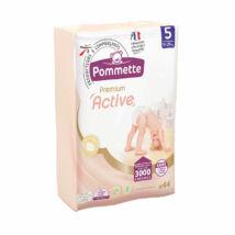 Pommette Premium Active pelenka Csomagolás sérült! (5-ös) 11 - 25 kg (44 db/cs)