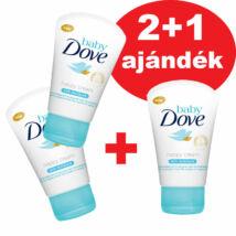 Dove Baby Popsikrém 2+1 akció (3 db/cs)