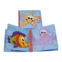 BabyBruin Fürdőjáték vízálló babakönyv