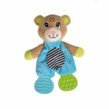 Simba Tanuló játék Plüss rágóka, vidám maci