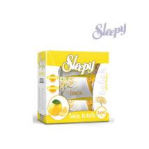 Sleepy Popsitörlő Citrom kupakos (50 db/cs)