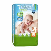 Tidoo ökopelenka Csomagolás sérült! (3-as) 4 - 9 kg (56 db/cs)