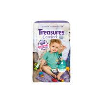 Treasures Comfort pelenka Toddler (4-es) 10 - 15 kg (16 db/cs)