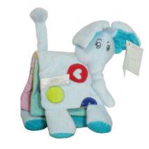 Tulilo Tanuló játék Plüss babakönyv, elefánt