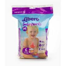 Libero Swimpants úszópelenka (5-ös) 10 - 16 kg (6 db/cs)